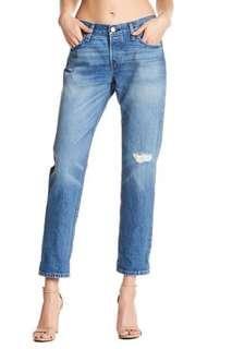 Levi's 501 CT jeans