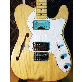 Squier Vintage Modified '72 Telecaster Thinline (2017 Release, Squier by Fender)