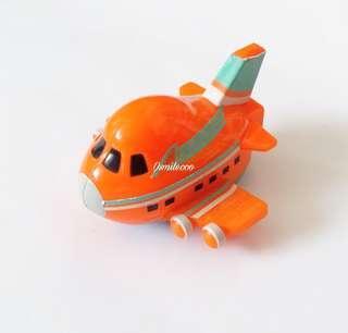 麥當勞 CHORO Q 回力飛機 玩具車仔