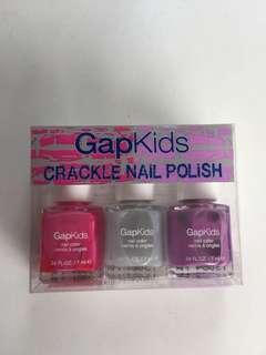 Nail polish $2 each
