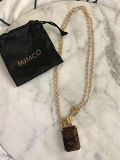 Mimco Gold Necklace