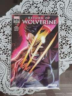 Return of Wolverine 1 JSC GITD NYCC