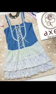 Dress / atasan Axes femme