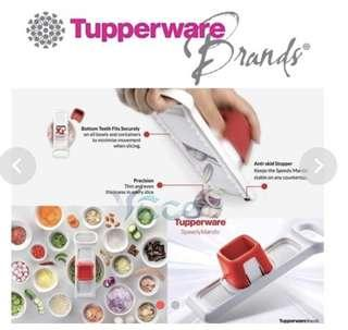 Tupperware Mando Slicer
