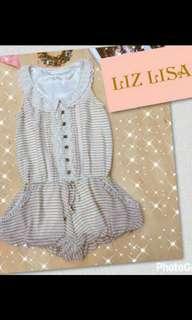 Jumpsuit branded Liz Lisa