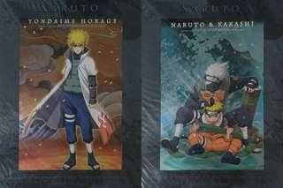 Naruto / Final Fantasy / Spirit King posters: Total of 38 items