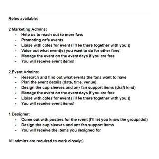 Looking for admins!!! Free Event Items and lots of fun!!!