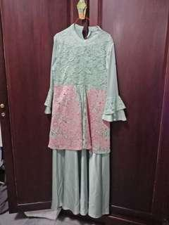 Gamis Elsy - new with tag