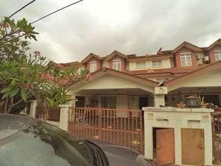 2.5 Storey House Super Unit Taman Puncak Saujana, Kajang