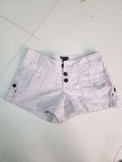Mango Sportswear pink shorts