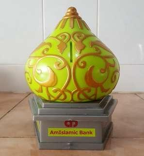 tabung AmBank coin bank