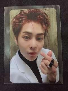 EXO Xiumin / Minseok Love Shot Photocard
