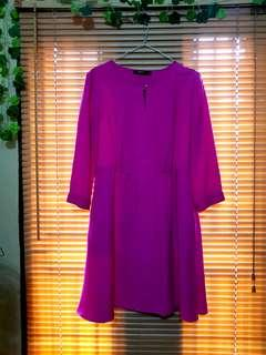 Dress G2000 Fuschia
