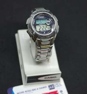 Original G-Shock G-7000D Tough Solar Data Memo