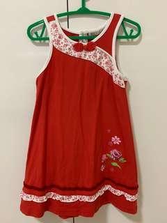 Chinese New Year (CNY) dress