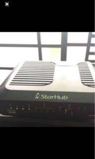 Cisco StarHub Wifi Router f