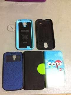 SALE 5 chasing cover Samsung Galaxy S-4