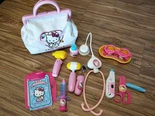 🚚 Hello Kitty 醫生包