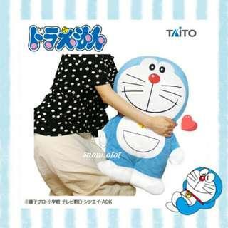 日版Doraemon公仔抱枕♡XL! 日本限定 Taito/多啦a夢/叮噹/機械貓/plush/sleeping cushion/soft toy/kids doll/home accessories