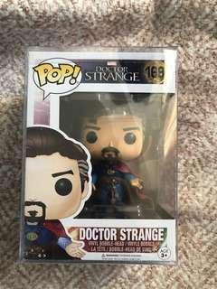 Funko Pop Marvel - Dr. Strange 169 With Protector