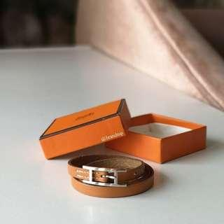 Authentic Hermes Brown Behapi