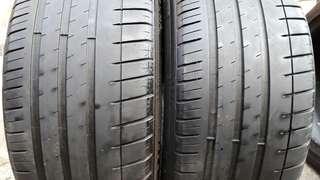 彰化員林 中古輪胎 二手輪胎 225 55 16 米其林 實體店面安裝