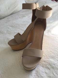 Beige/Nude Heels