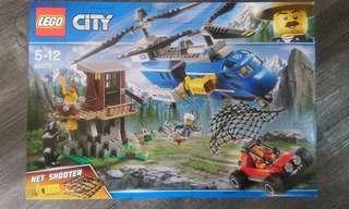 Lego city police 60173
