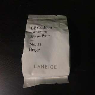 Laneige Whitening BB Cushion Refill Pack