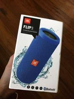 JBL Flip3 Portable Splashproof Bluetooth Speaker