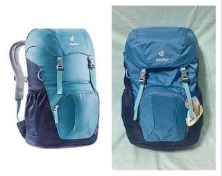 🎒2019 🎒 Deuter JUNIOR Backpack Daypack Bag Age 5 - 7  DENIM NAVY 3cc96872dc64b
