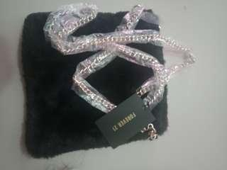 Forever 21 Fur sling bag