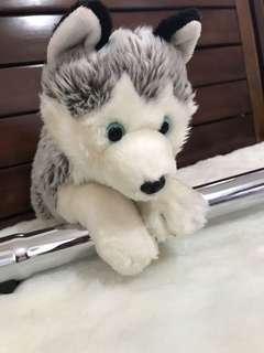 Fox stuffed toy