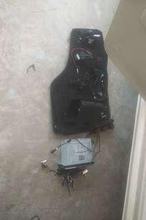 Golf GT MK5 parts for sale