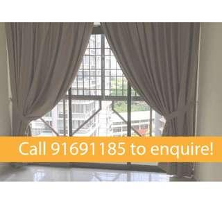 Curtain Cleaning Service for End of Tenancy Cleaning