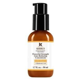 NEW - Kiehl's Powerful-Strength Line-Reducing Concentrate RRP $98