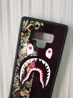 Fast sale case Bape Tropical samsung Note 9