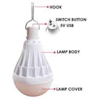 Intelligent Mobile Charging Bulb 68 watt