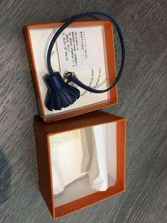 New Hermes Authentic Carmencita Bleu de malte