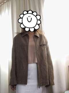 Oversized Coat (vintage-style)