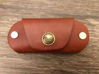真皮鎖匙扣 鎖匙包 men leather key ring bag