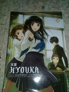 Hyouka Manga Vol 10