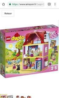Mega Bloks/lego duplo
