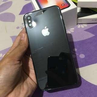 iPhone X 64gb Gray NETT