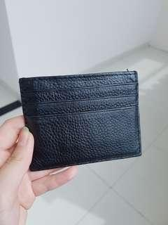 Card holder dompet wallet hitam