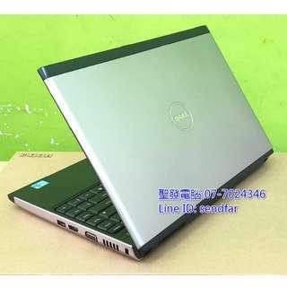 🚚 全新電池 超值穩定商務 DELL V3300 i3-350M 4G 320G DVD 13吋筆電 聖發二手筆電