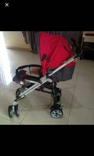 Baby Stroller Halford