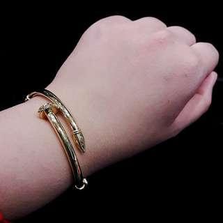 916 gold Bangle @$58/gram