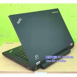 🚚 超值穩定文書 LENOVO T430 i3-3110M 4G 500G DVD 14吋筆電 聖發二手筆電