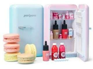 CLUB CLIO'S PERIPERA MINI FRIDGE SET